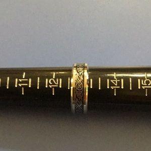 Other - Tungsten steel designer ring